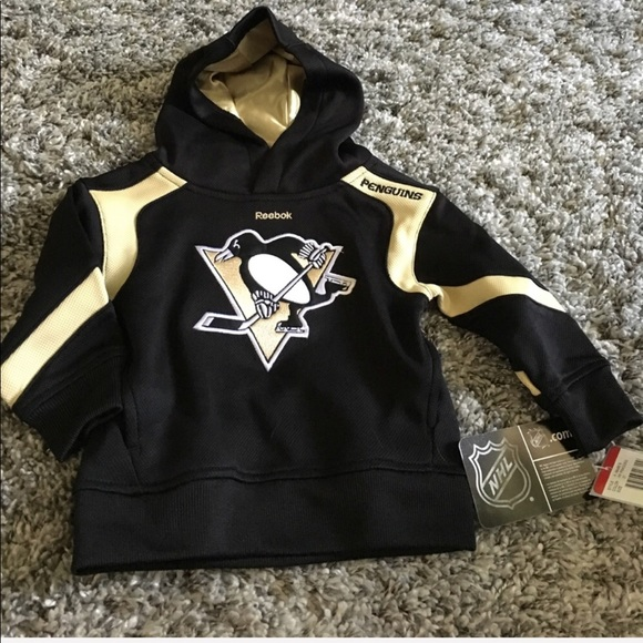 newest 8f874 85f38 Toddler Pittsburgh Penguins Jersey Hoodie